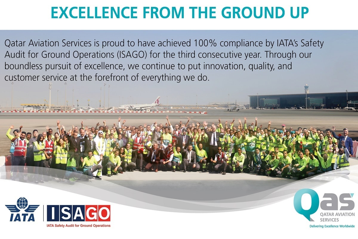 IATA Safety Audit for Ground Operations (ISAGO)